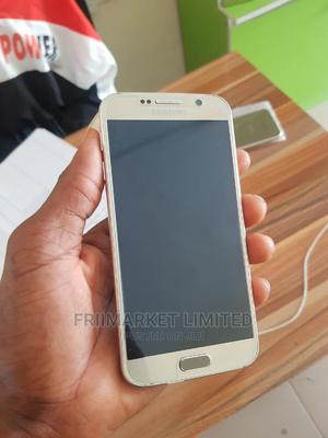 Samsung Galaxy S6 32 GB Gold   Mobile Phones for sale in Delta State, Okpe