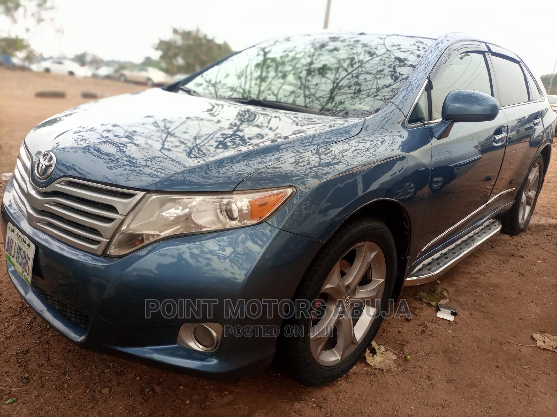 Toyota Venza 2010 V6 AWD Blue | Cars for sale in Kubwa, Abuja (FCT) State, Nigeria