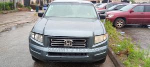 Honda Ridgeline 2007 Green | Cars for sale in Lagos State, Amuwo-Odofin