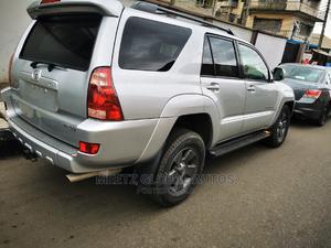 Toyota 4-Runner 2005 SR5 V6 Silver   Cars for sale in Lagos State, Yaba