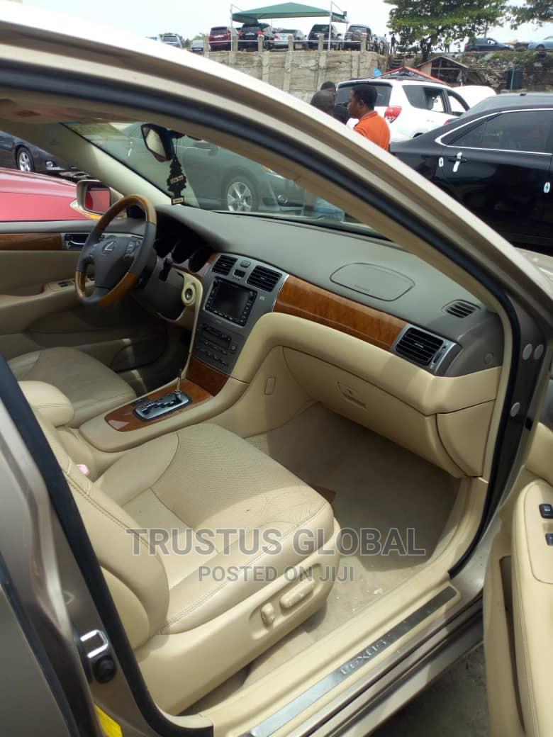 Lexus ES 2005 330 Gold