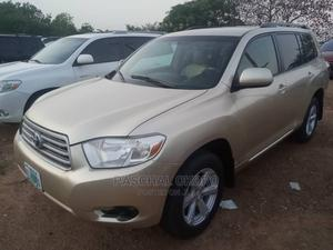 Toyota Highlander 2008 Limited Gold   Cars for sale in Abuja (FCT) State, Kubwa