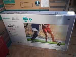 Hisense 55A7100F Uhd TV   TV & DVD Equipment for sale in Abuja (FCT) State, Wuse
