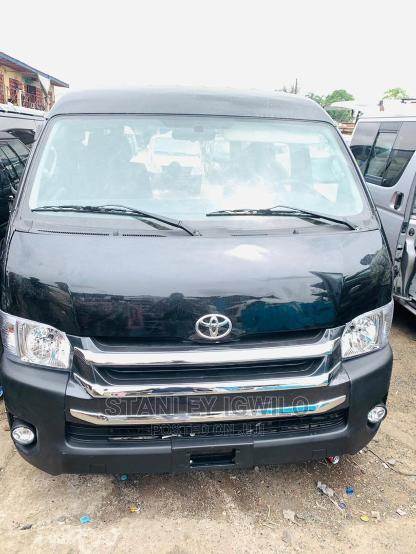 Archive: Toyota Hiace Hummer 2, 2TR Engine
