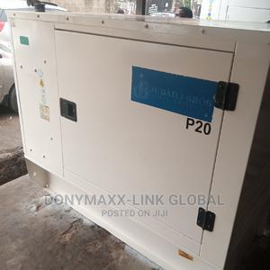 20kva Jubaili Bro's Perkins Generator | Electrical Equipment for sale in Lagos State, Ikeja