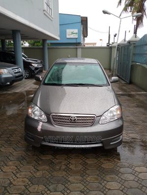 Toyota Corolla 2005 S Gray   Cars for sale in Lagos State, Amuwo-Odofin