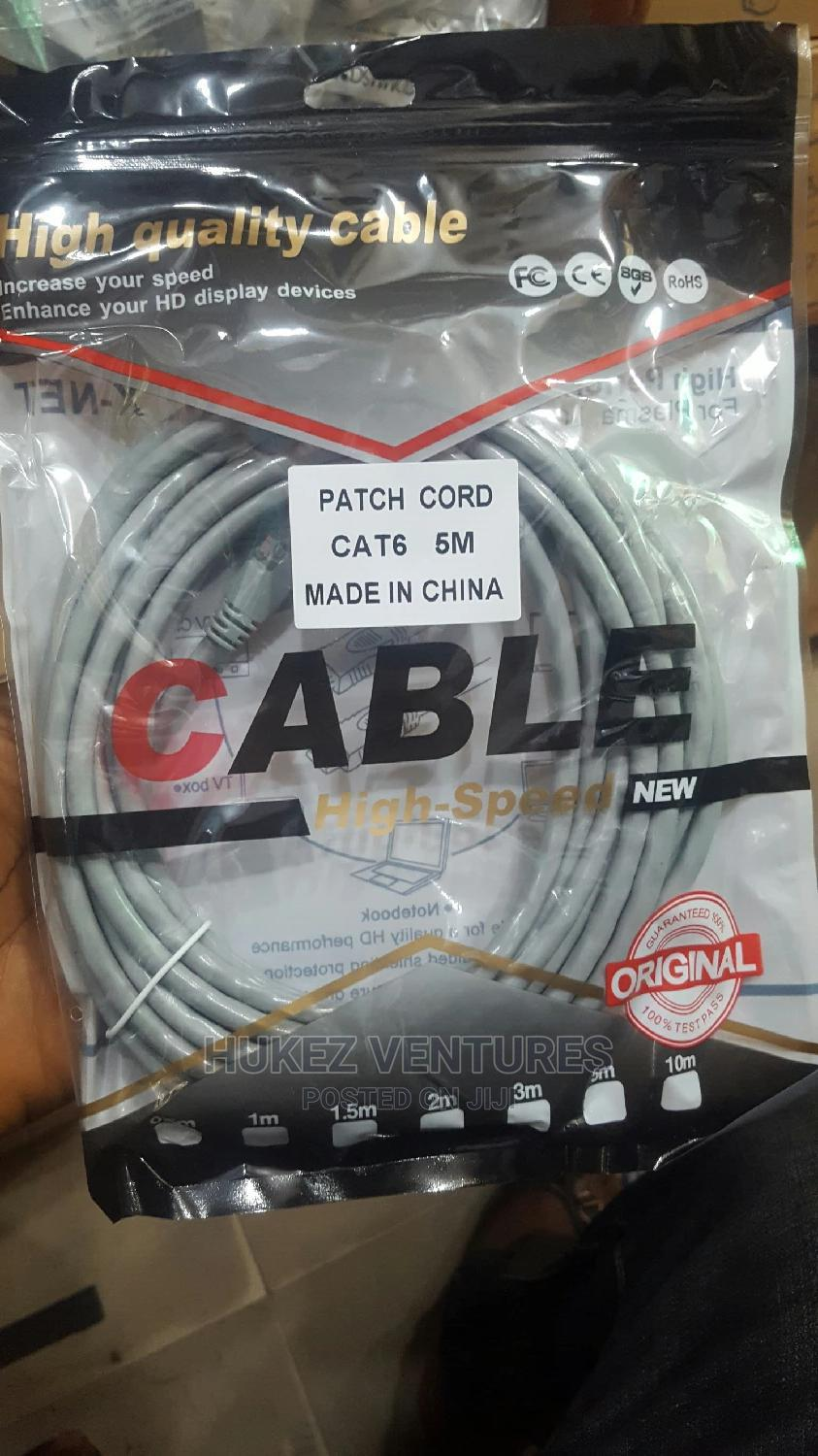 5m Patch Cord