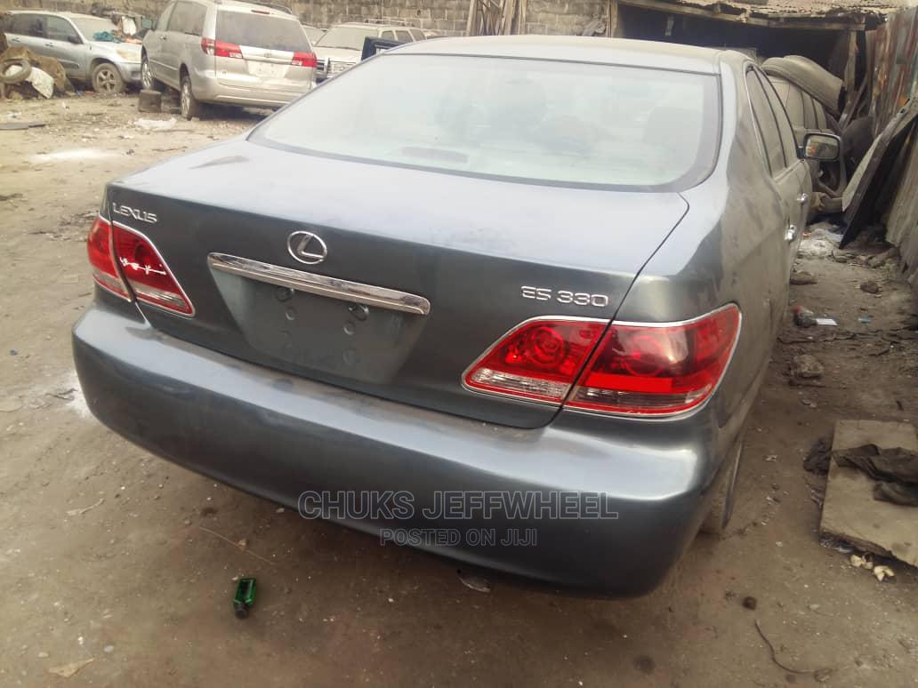 Lexus ES 2005 330 Green | Cars for sale in Isolo, Lagos State, Nigeria