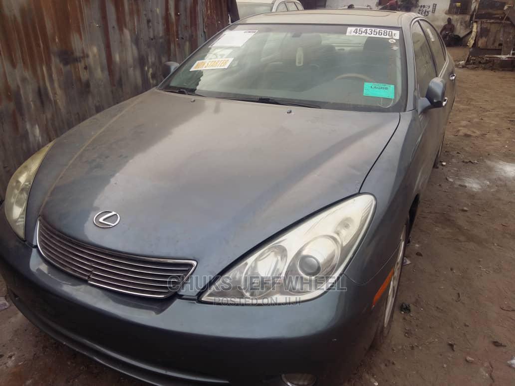 Lexus ES 2005 330 Green