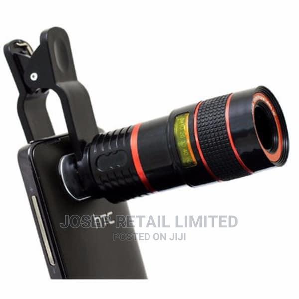 Optical Zoom Mobile Phone Telescope