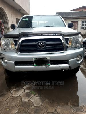 Toyota Tacoma 2007 Silver | Cars for sale in Lagos State, Ajah
