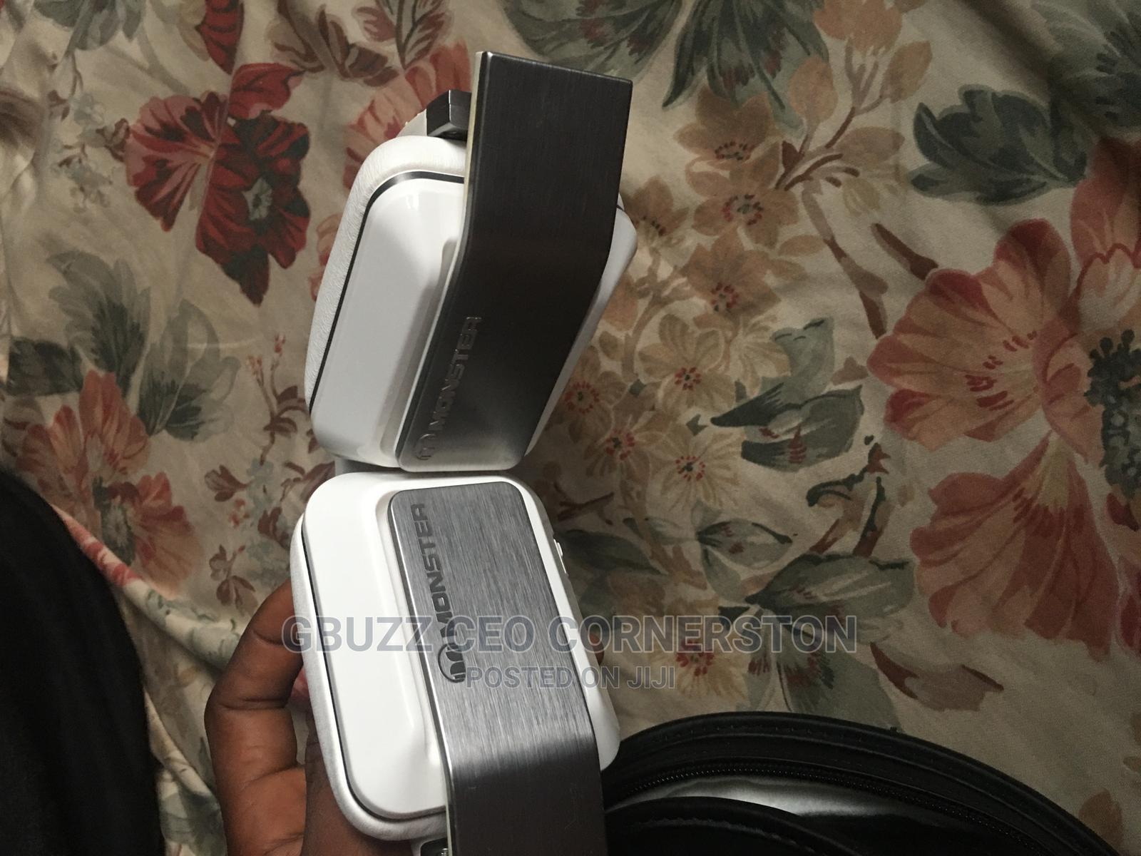 Original Monster Inspection Headphone | Headphones for sale in Amuwo-Odofin, Lagos State, Nigeria