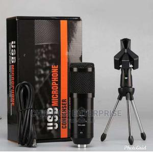 USB Condenser Microphone   Audio & Music Equipment for sale in Lagos State, Ojo