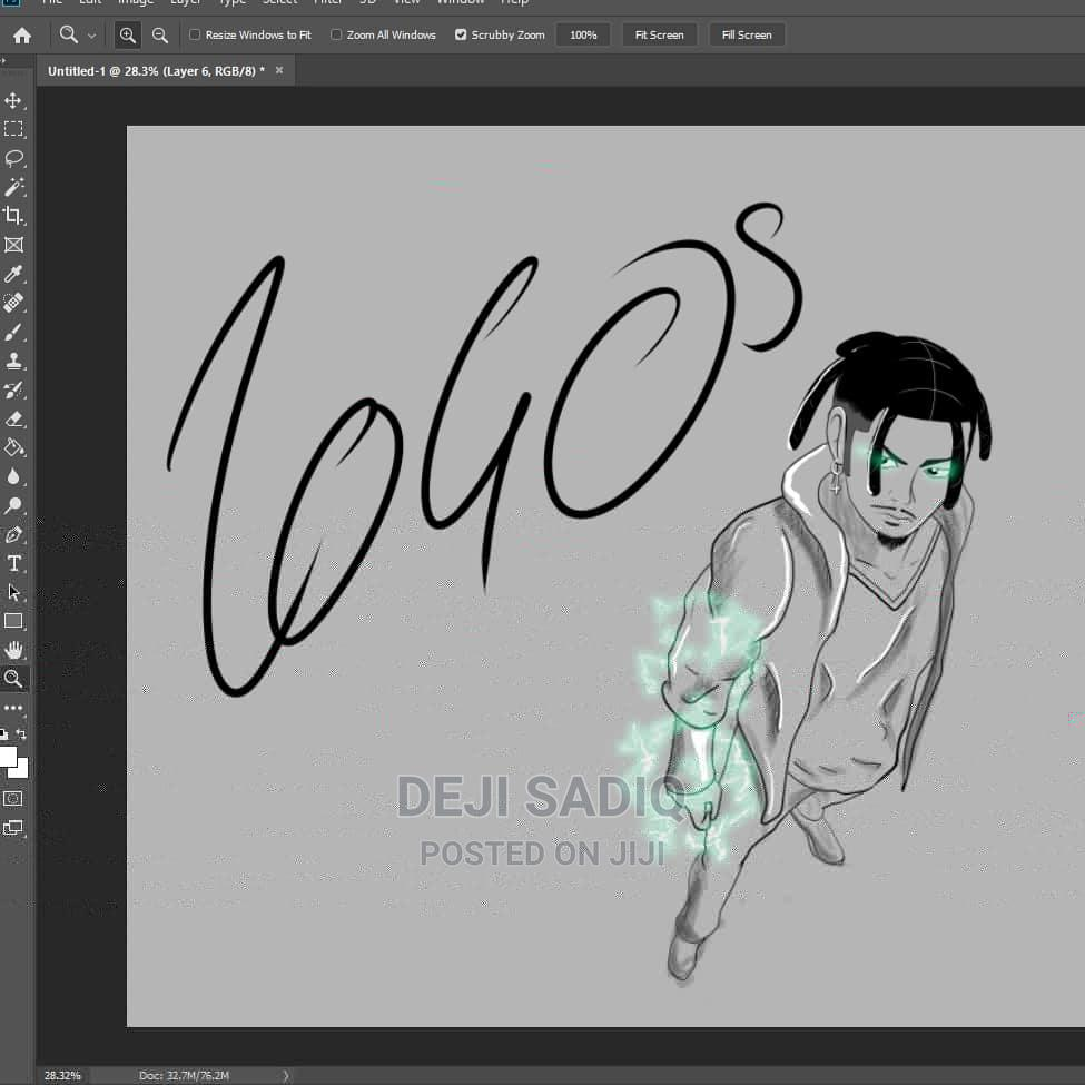 Animator Cgi Artist | Arts & Entertainment CVs for sale in Kado, Abuja (FCT) State, Nigeria