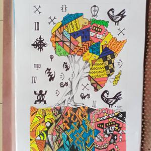 African Marker Art | Arts & Crafts for sale in Rivers State, Port-Harcourt