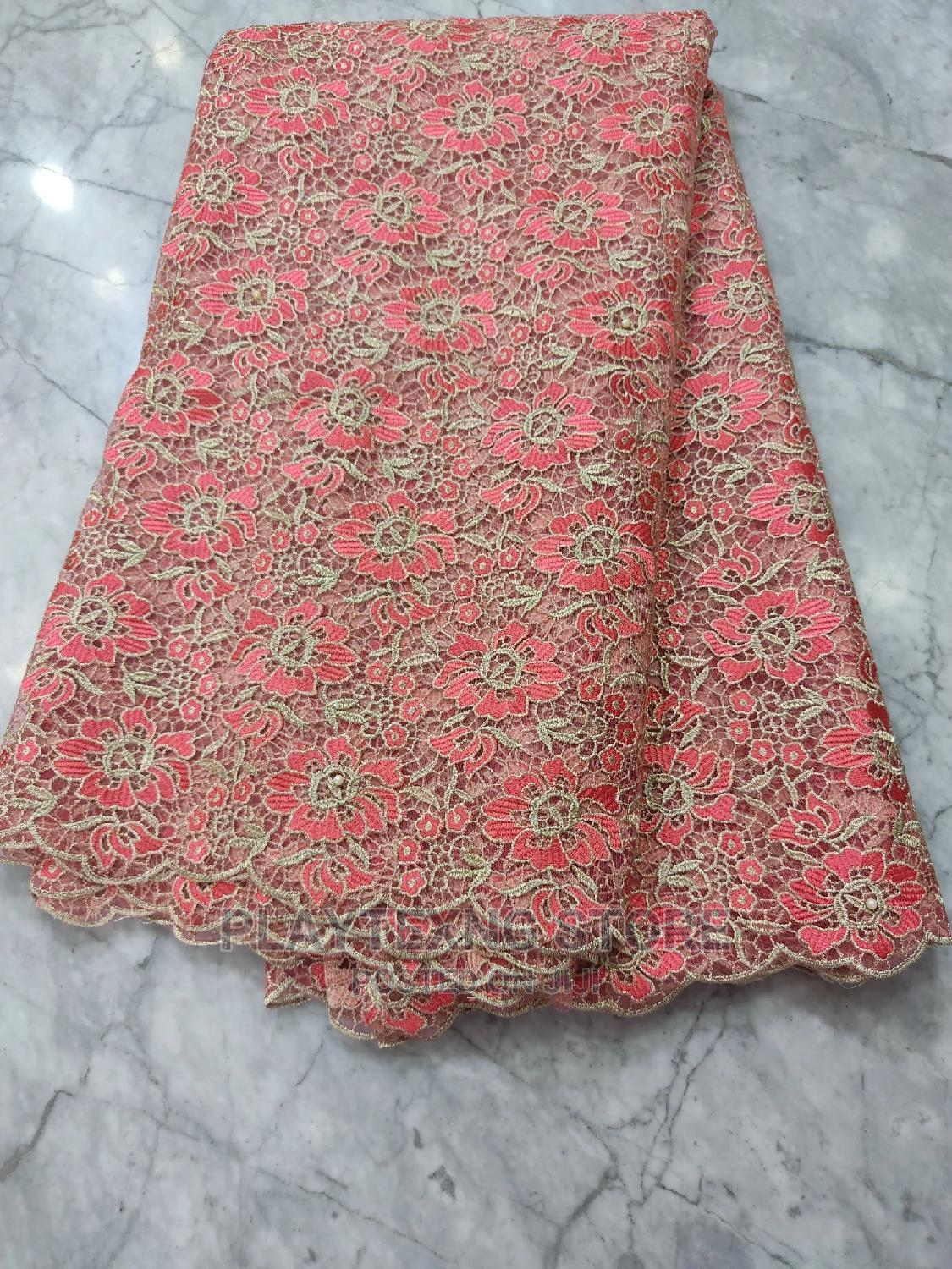 High Quality Lace Fabrics | Clothing for sale in Ikeja, Lagos State, Nigeria