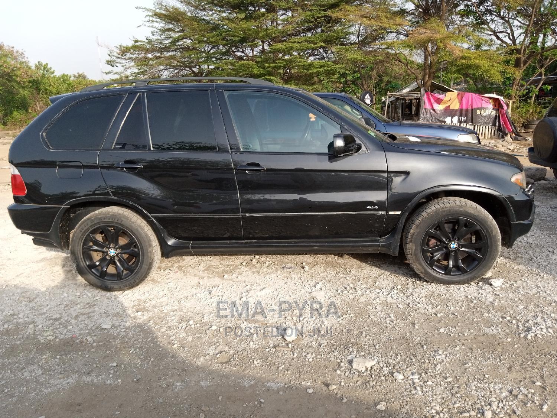 BMW X5 2006 Black | Cars for sale in Jabi, Abuja (FCT) State, Nigeria