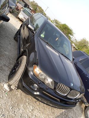 BMW X5 2006 Black | Cars for sale in Abuja (FCT) State, Jabi