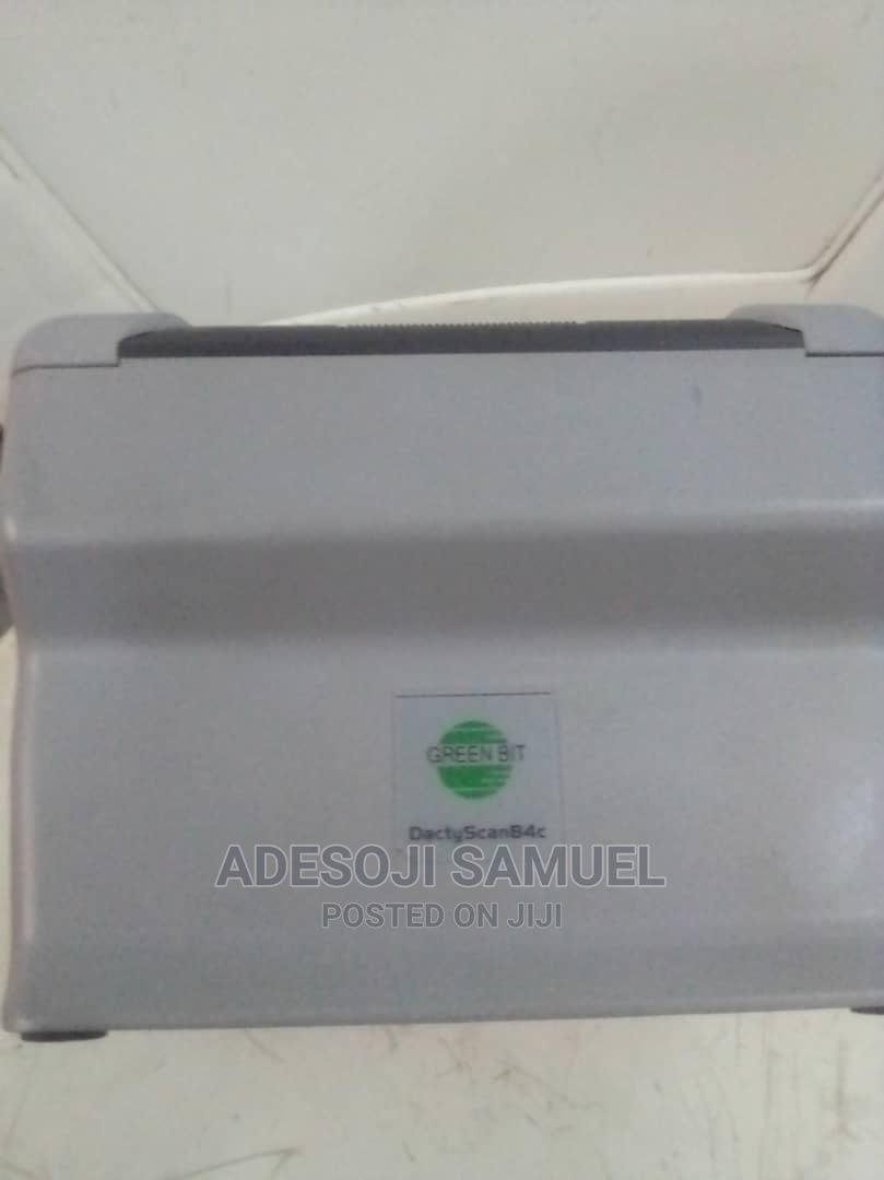 Archive: Green Bit Finger Print Scanner