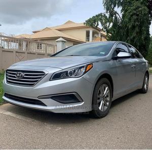 Hyundai Sonata 2017 Silver | Cars for sale in Abuja (FCT) State, Jahi