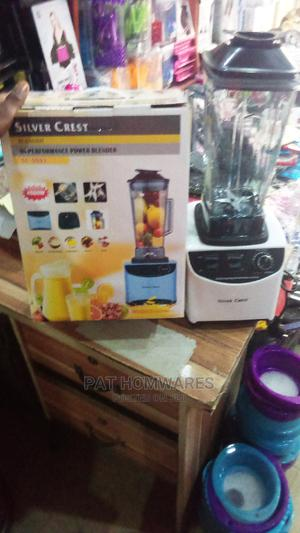 Silver Crest( 4500w) Commercial Blender | Kitchen Appliances for sale in Lagos State, Lagos Island (Eko)