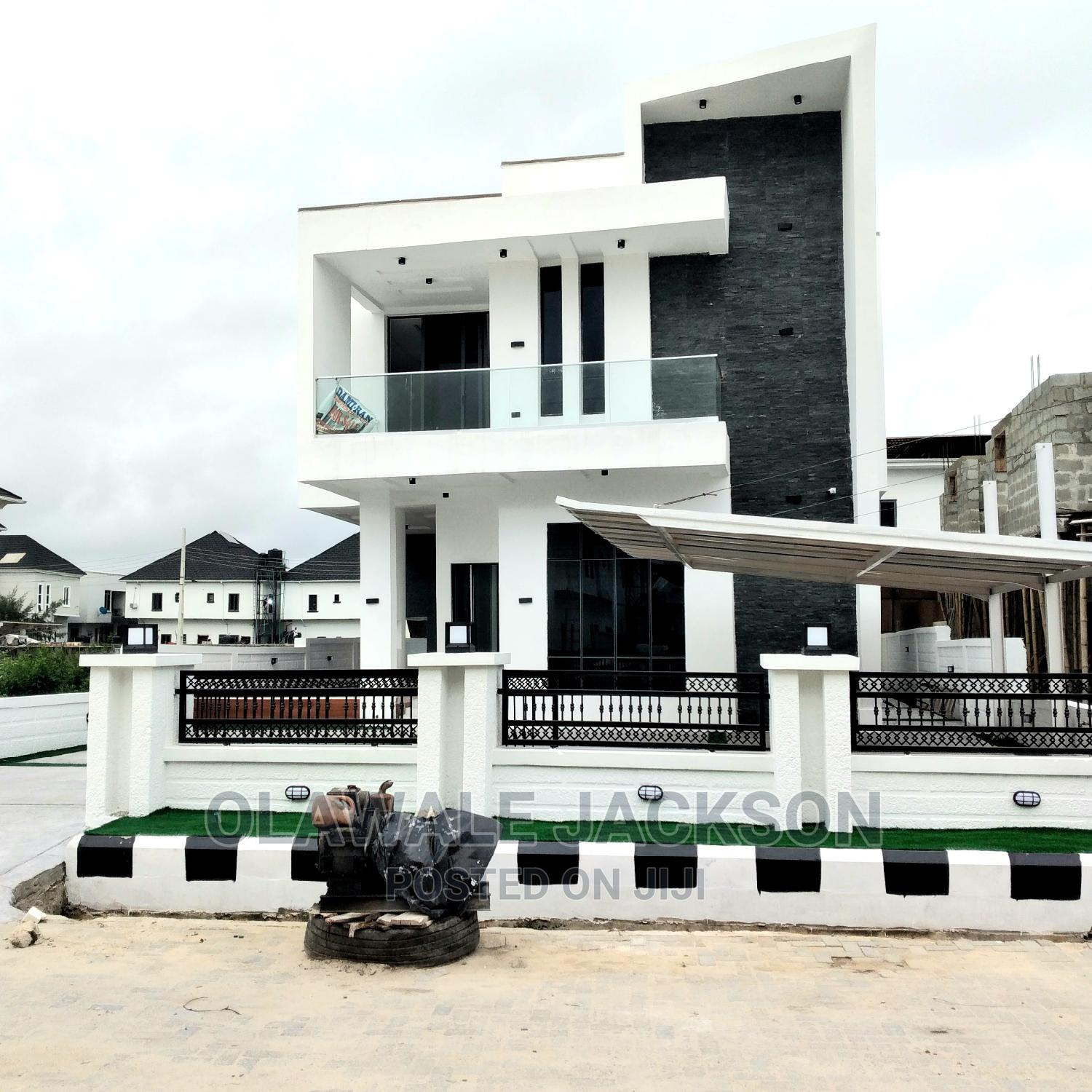 Contemporary 4bedroom Fully Detached Duplex +Swimming Pool