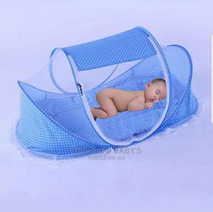 Happy Baby Foldable Baby Crib With Net | Children's Furniture for sale in Lagos State, Alimosho