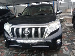 Toyota Land Cruiser Prado 2014 VX Black | Cars for sale in Lagos State, Lekki