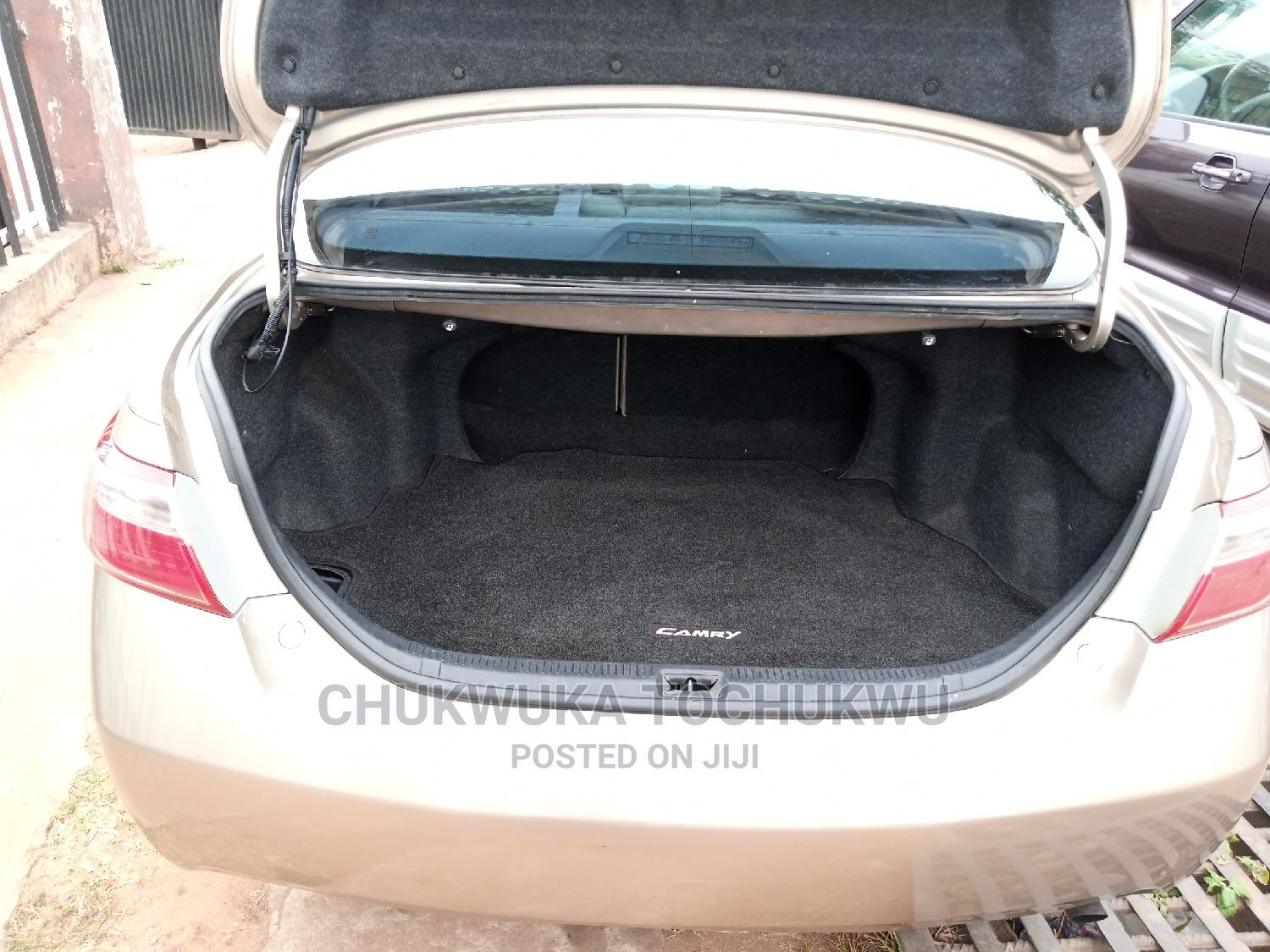 Toyota Camry 2009 Gold | Cars for sale in Onitsha, Anambra State, Nigeria