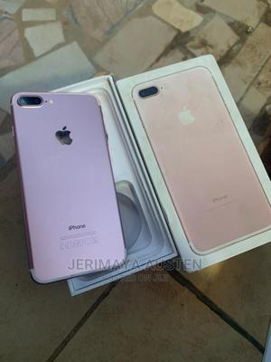Apple iPhone 7 Plus 32 GB Gold   Mobile Phones for sale in Oyo State, Ibadan