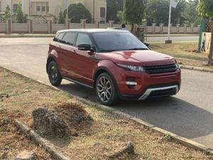 Land Rover Range Rover Evoque 2014 Red   Cars for sale in Abuja (FCT) State, Wuse 2