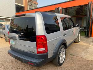 Land Rover LR3 2005 SE Silver | Cars for sale in Abuja (FCT) State, Central Business Dis
