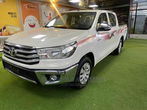 New Toyota Hilux 2017 White   Cars for sale in Abuja (FCT) State, Central Business Dis