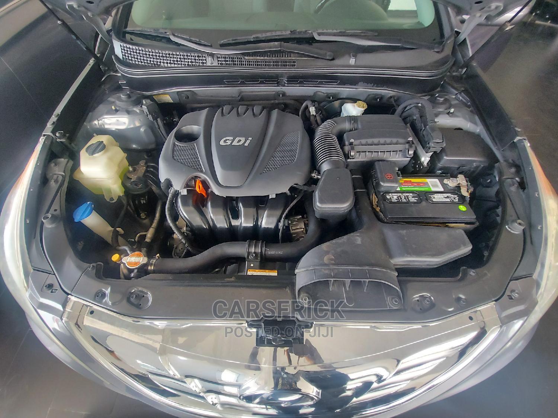 Hyundai Sonata 2012 Gray | Cars for sale in Port-Harcourt, Rivers State, Nigeria