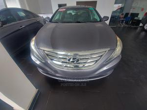 Hyundai Sonata 2012 Gray | Cars for sale in Rivers State, Port-Harcourt