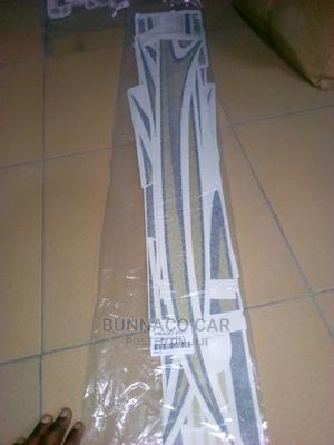 Toyota Hiace Body Sticker   Vehicle Parts & Accessories for sale in Lagos State, Amuwo-Odofin