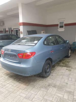 Hyundai Elantra 2008 1.6 GLS Automatic Green | Cars for sale in Lagos State, Lekki