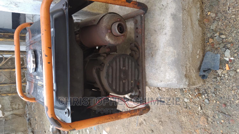 Archive: Lutian Generator 3.5KVA