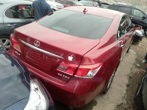 Lexus ES 2012 350 Red | Cars for sale in Lagos State, Apapa