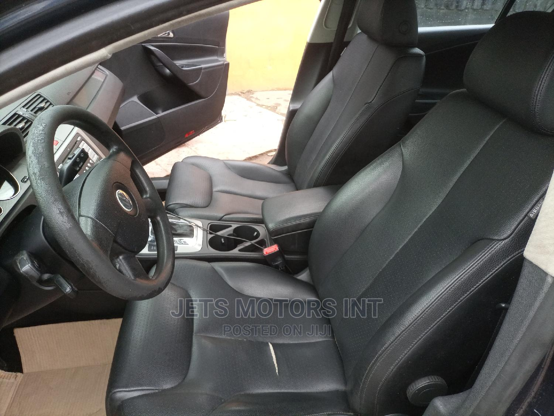 Archive: Volkswagen Passat 2007 2.0 FSi Comfortline Black