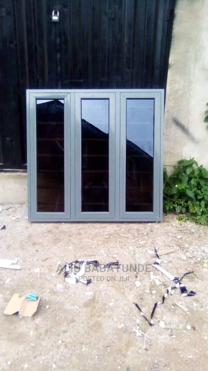 Archive: Aluminum Windows