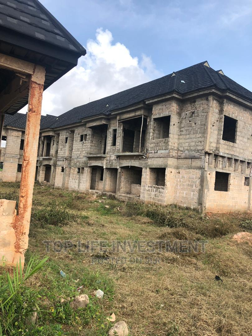 Uncompleted 8 Flats for Sale