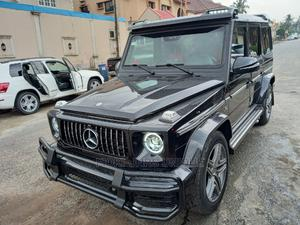 Mercedes-Benz G-Class 2014 Black | Cars for sale in Lagos State, Ikeja