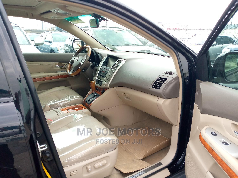Lexus ES 2009 350 Black   Cars for sale in Apapa, Lagos State, Nigeria