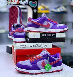 Nike Sb Dunk Low 'Plum'* ``   Shoes for sale in Lagos State, Ikeja