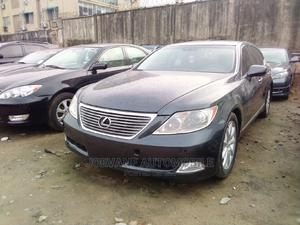 Lexus LS 2007 460 Gray | Cars for sale in Lagos State, Isolo