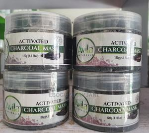 Avila Activated Charcoal Mask   Skin Care for sale in Lagos State, Amuwo-Odofin