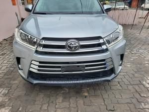 Toyota Highlander 2019 XLE Silver | Cars for sale in Lagos State, Lekki