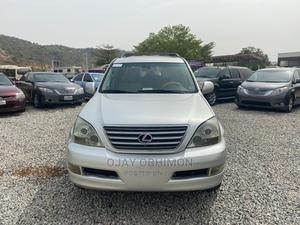 Lexus GX 2005 470 Sport Utility Silver | Cars for sale in Abuja (FCT) State, Jahi