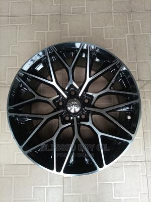 Size 18 Rim for Any CAR Toyota or Lexus Etc | Vehicle Parts & Accessories for sale in Lagos State, Mushin